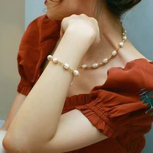 Pearl Bracelet and Necklace